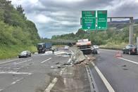 Circulation compliquée sur le toboggan entre Vevey et Châtel-St-Denis