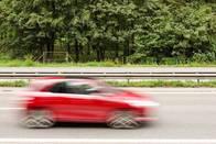 Une automobiliste flashée à 167 km/h sur l'A12