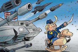 Washington: Trump s'offre un défilé militaire pour le 4 juillet