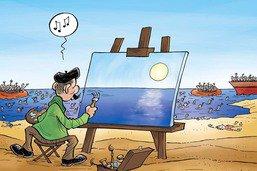 Méditerranée: beaucoup de drames, beaucoup d'indifférence...
