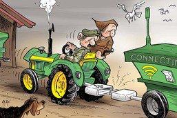 L'agriculture passe à l'ère numérique