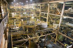 Canada: 34 employés d'une mine bloqués sous terre depuis 24 heures