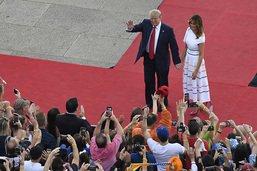 4 juillet: face aux critiques, Trump exalte le rassemblement