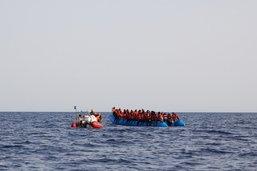 Au large de Lampedusa, un navire humanitaire se tourne vers Malte