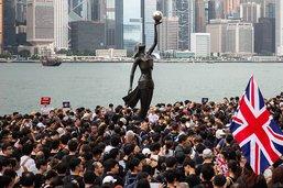 Nouvelle grande manifestation à Hong Kong