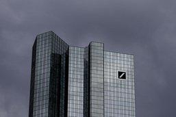 Deutsche Bank va supprimer 18'000 emplois
