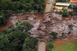 Vale devra prendre en charge les dommages du désastre de Brumadinho