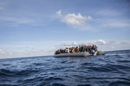 38 nouveaux corps repêchés une semaine après un naufrage