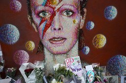 David Bowie a une Barbie à son effigie