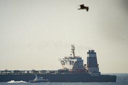 Le pétrolier iranien sera rendu si l'Iran apporte des garanties