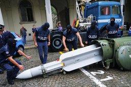 Le Qatar dit avoir vendu en 1994 le missile découvert en Italie