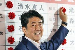 Sénatoriales au Japon: victoire large mais incomplète pour Abe