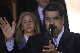 Maduro accuse Washington d'être derrière la coupure d'électricité