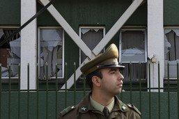 Attentat à l'explosif dans un commissariat chilien: huit blessés