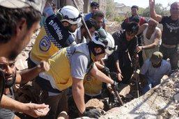 Les raids meurtriers du régime syrien persistent à Idleb