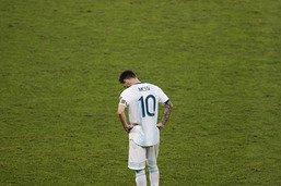 Messi suspendu trois mois après ses critiques à la Copa America