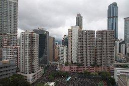 Début d'un week-end de protestation à Hong Kong