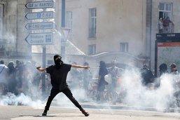 Un samedi d'hommages et de manifestations, incidents à Nantes