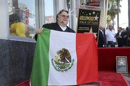 Le réalisateur mexicain Guillermo del Toro inaugure son étoile