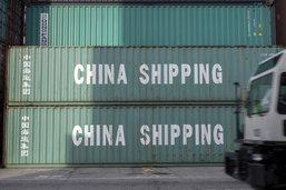 Une escalade des tarifs risque de ralentir la croissance chinoise