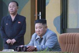 Corée du Nord: Kim Jong-un a supervisé le dernier tir de missiles