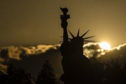 Le poème de la statue de la Liberté détourné pour défendre Trump