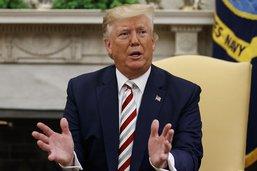 Trump assure que l'économie est en pleine forme