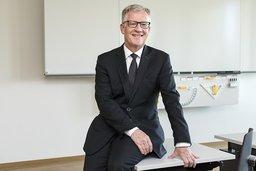 Jean-Pierre Siggen satisfait de son année présidentielle