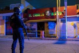 Au moins 28 morts dans l'incendie criminel d'un bar de striptease