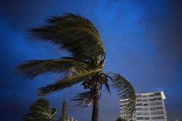 Ouragan Dorian: au moins cinq morts aux Bahamas