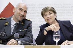 Thomas Süssli chef de l'armée