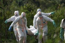 RDC: le virus Ebola a fait 2050 morts dont 52 en huit jours