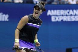 Bianca Andreescu trop forte pour Serena Williams