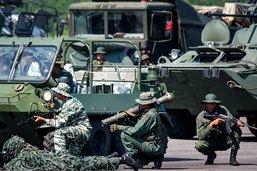 Le Venezuela entame des manoeuvres militaires à la frontière