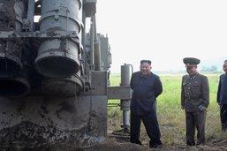 """La Corée du Nord a testé un """"lanceur de missiles multiples"""""""
