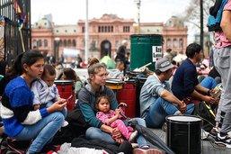 """Les députés argentins votent une loi sur """"l'urgence alimentaire"""""""