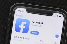 Facebook empêche les publicités de changer des titres de presse