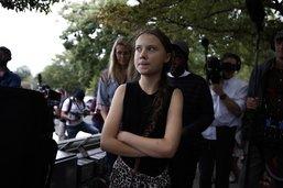 L'activiste suédoise Greta Thunberg rencontre Barack Obama