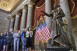 Le congrès américain honore un chef amérindien