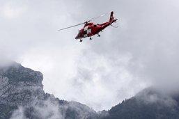 Trois personnes évacuées de la via ferrata du Moléson