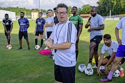 Le FC Fribourg se prépare à l'an 1