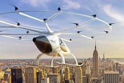 Le grand retour de la voiture volante