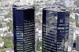 Révolution à la Deutsche Bank