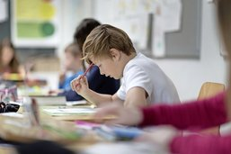 Rentrée pour les élèves fribourgeois de l'école obligatoire