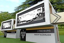 Fribourg fait aussi la fête