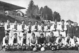En 1969, le FC Fribourg voit la Lune