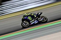 Le temps presse pour Valentino Rossi