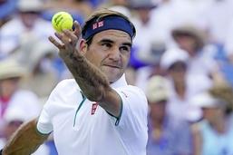 Roger Federer balayé en deux sets
