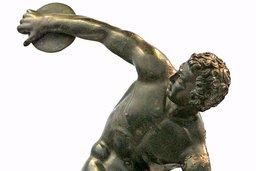 Tout nu, Apollon est vraiment canon