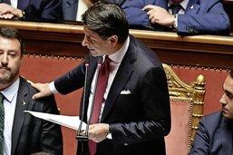 Giuseppe Conte a jeté l'éponge